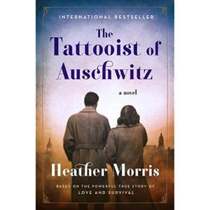 The Tattooist of Auschwitz (Paperback) 2018
